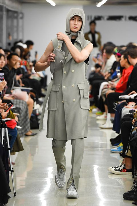 Han Chul Lee Spring/Summer 2020