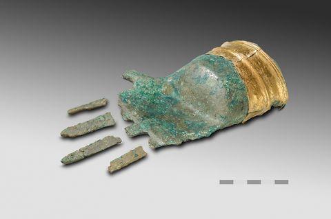 Turquoise, Metal,