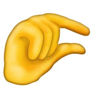 Tiny Dick Emoji