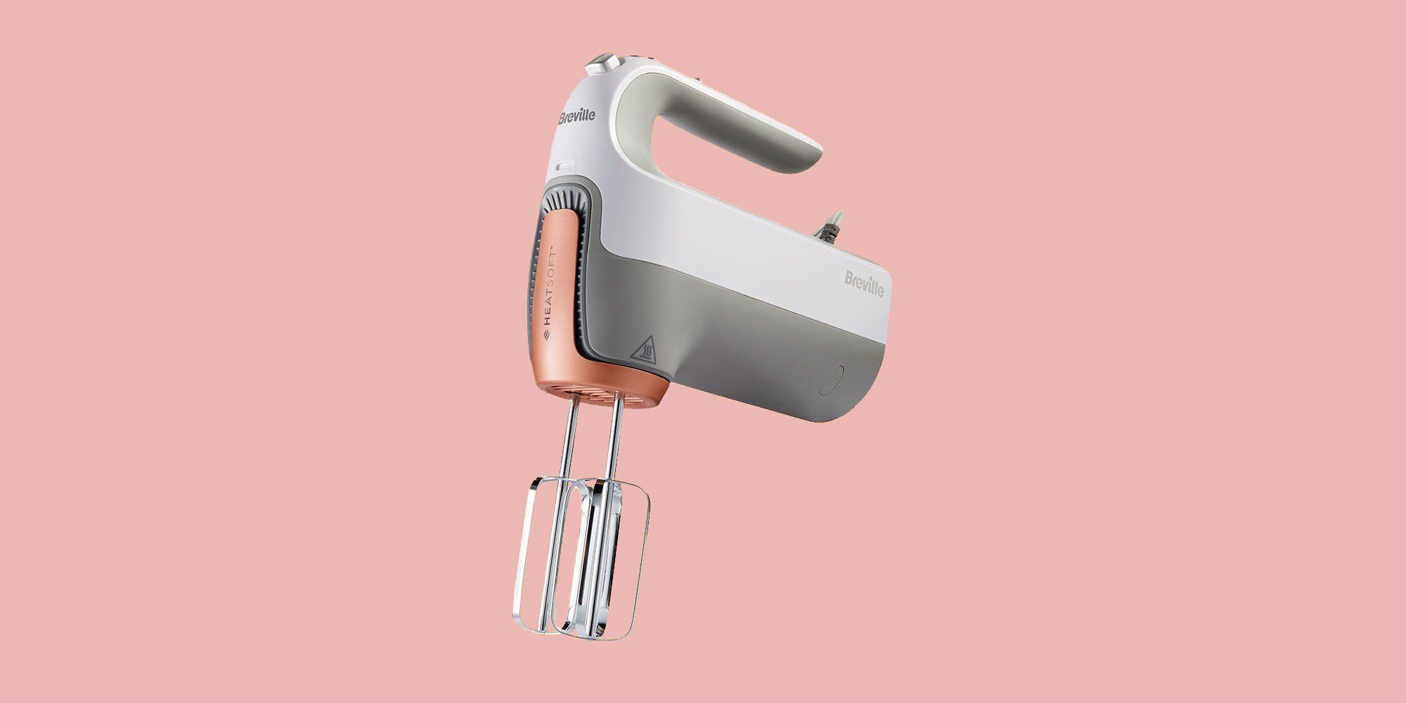 Breville Hand Mixer with HeatSoft