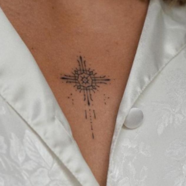 hand poked tattoo ideas