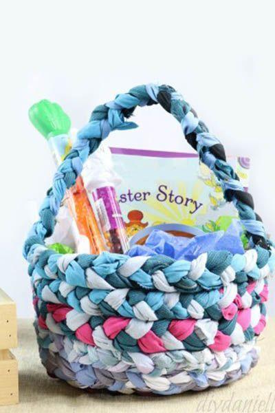 15 Easter Basket Ideas For Kids