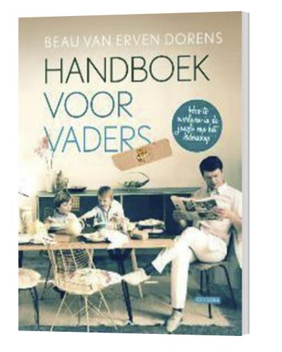 handboek voor vaders van beau van erven dorens uitgeverij carrera
