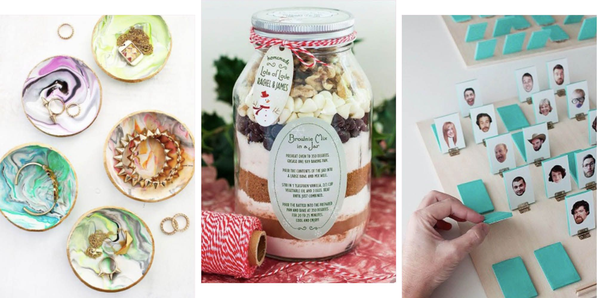 Handmade christmas gifts easy
