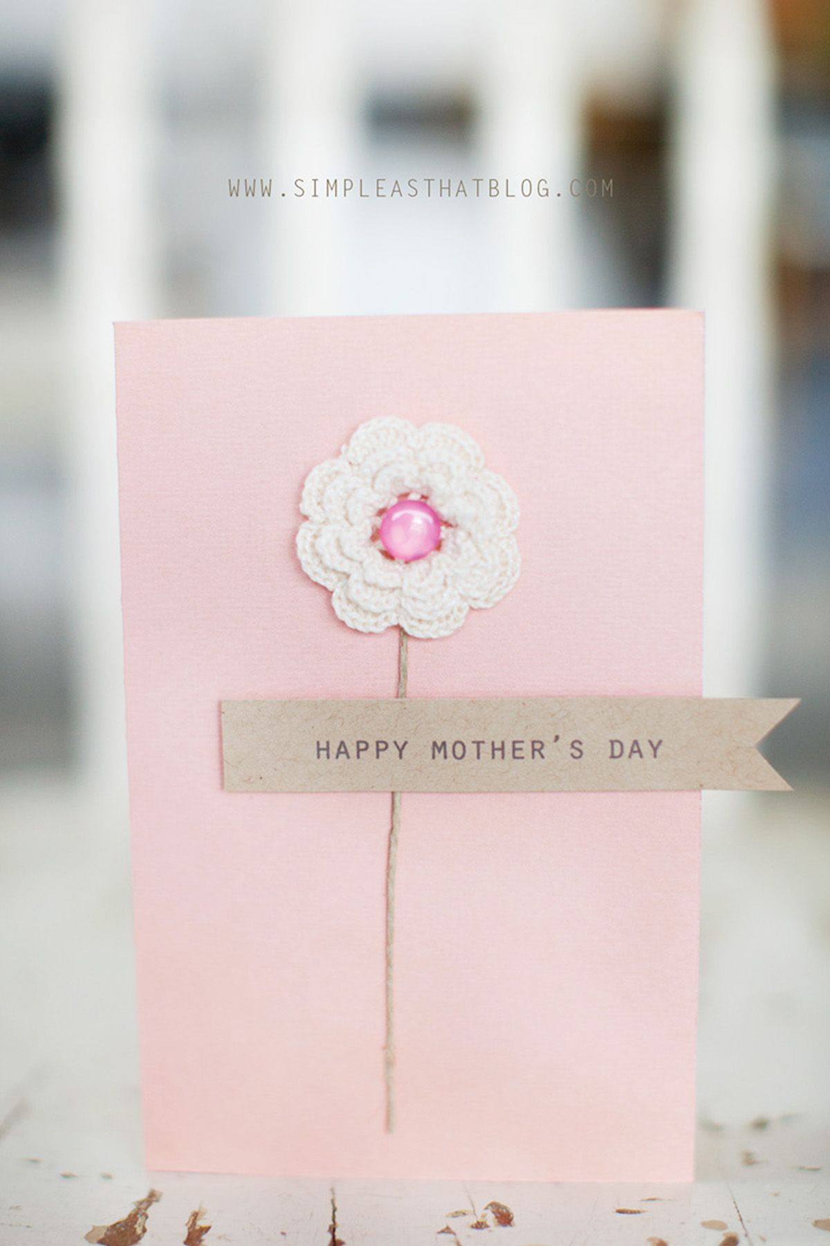 Excellent 20 Diy Mothers Day Cards Homemade Mothers Day Cards Personalised Birthday Cards Paralily Jamesorg