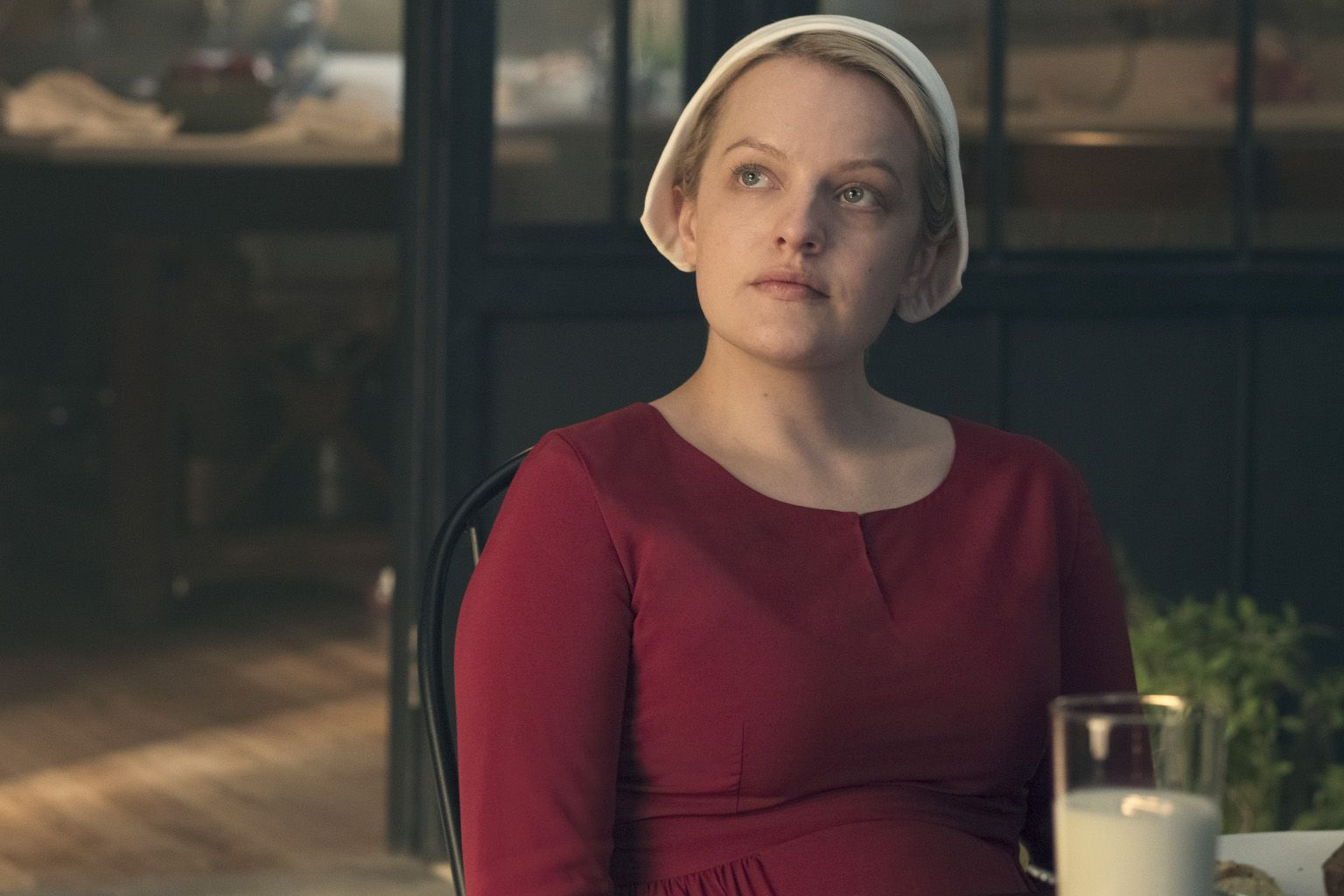 Image result for offred handmaid's tale