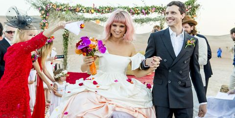 Wedding photos from real weddings 2018 bazaar real weddings junglespirit Image collections