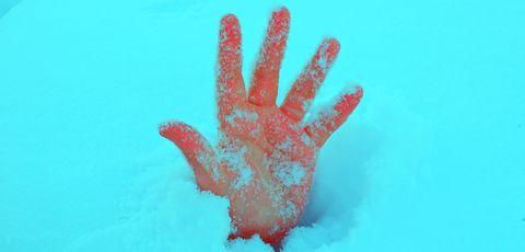 Hand, Finger,
