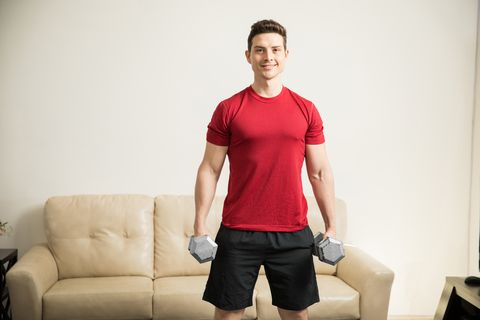 The Best Home Dumbbell Workouts