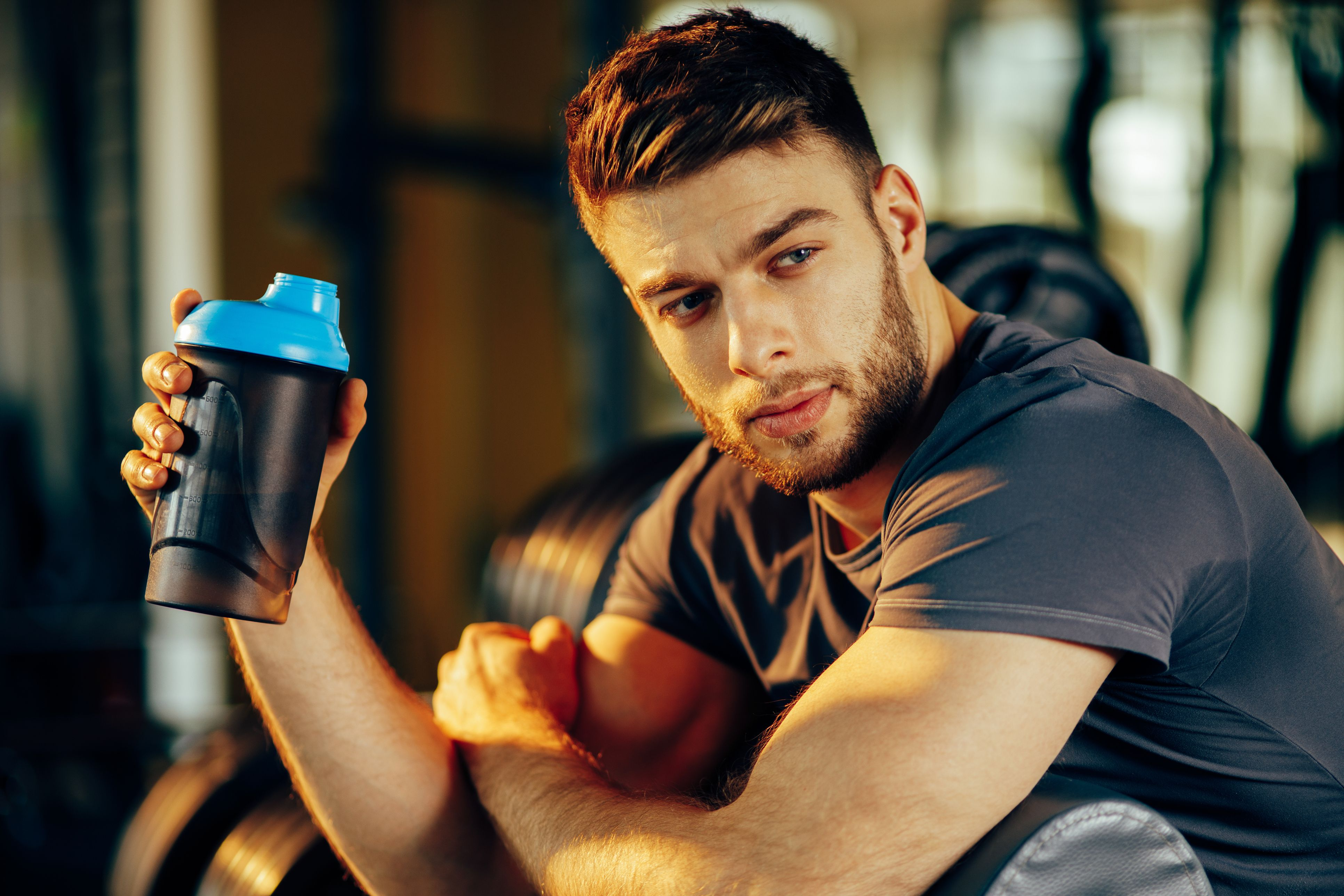 Do you take whey protein before or after a workout