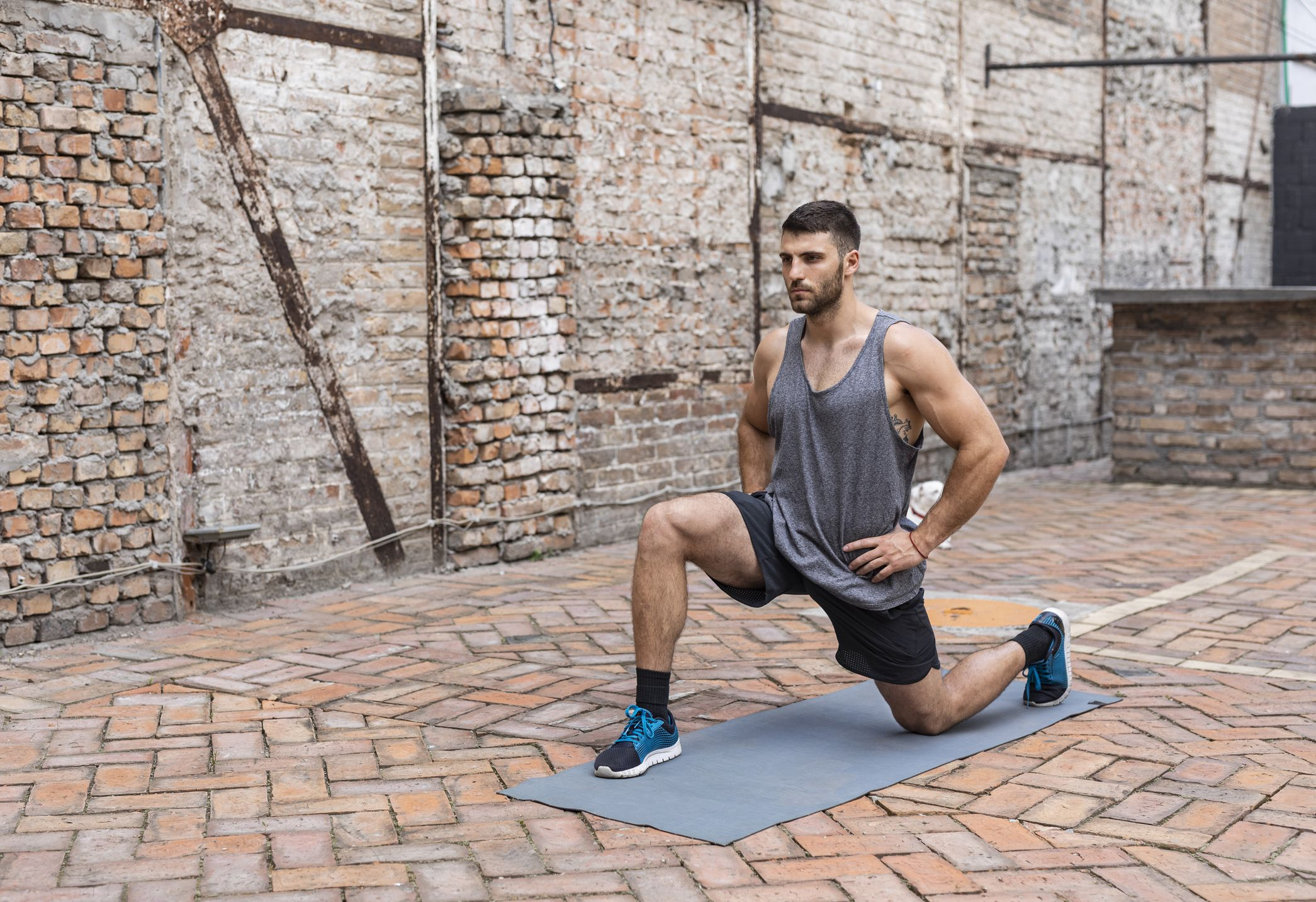 Build Stronger, Tougher Legs With This 4-Move Dumbbell Workout