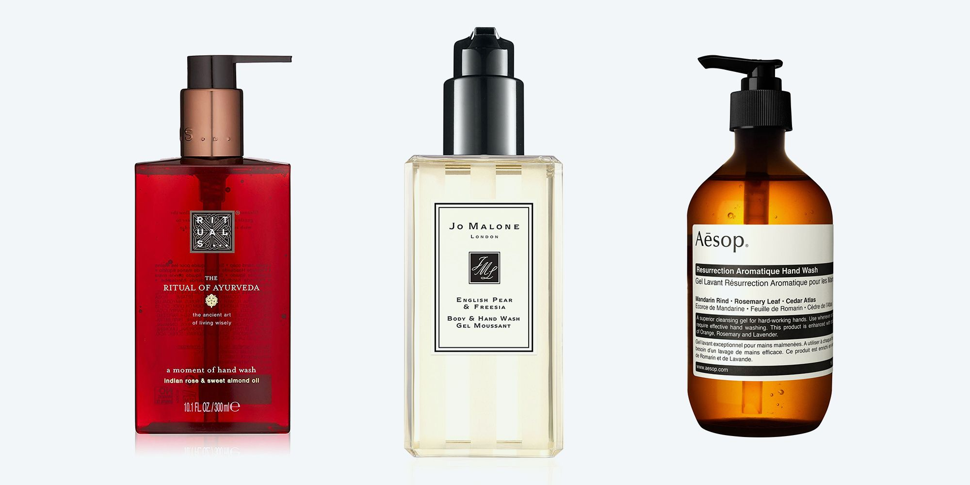A Definitive Ranking of the Best Hand Soaps