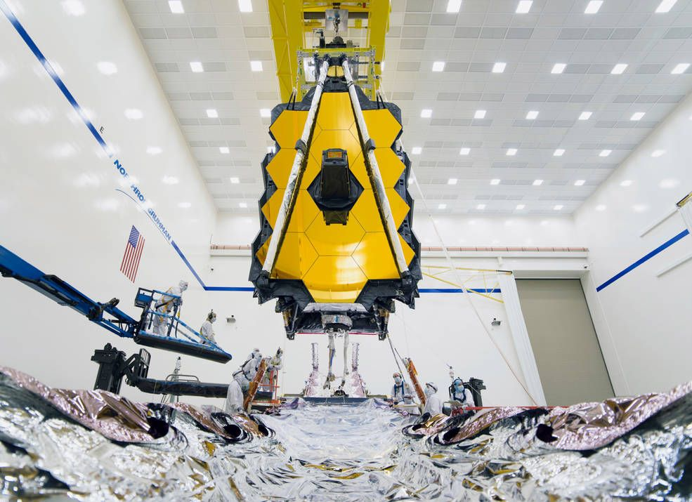 In a Major Milestone, the James Webb Space Telescope Is Whole at Last
