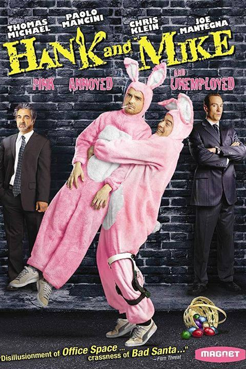 Easter Movies - Hank and Mike