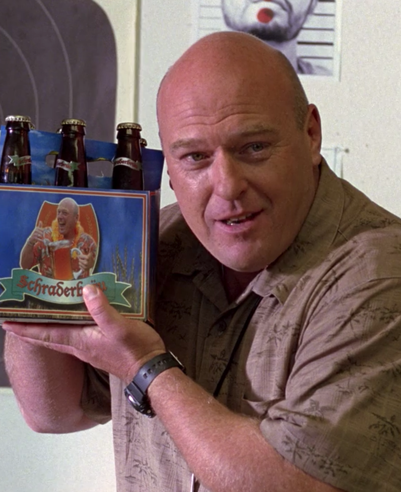 'Breaking Bad' Is Releasing A Real-Life Schraderbräu