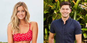 Dylan Barbour and Hannah Godwin Bachelorette in Paradise