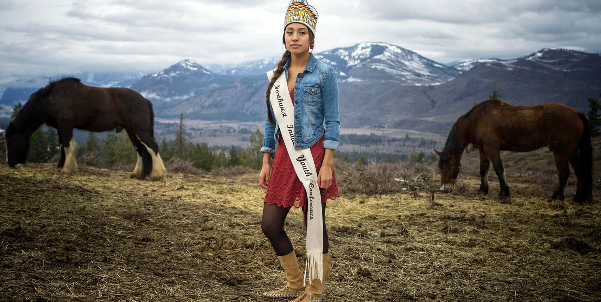 Inside One Woman's 7 Year Journey to Photograph Every Native American Tribe