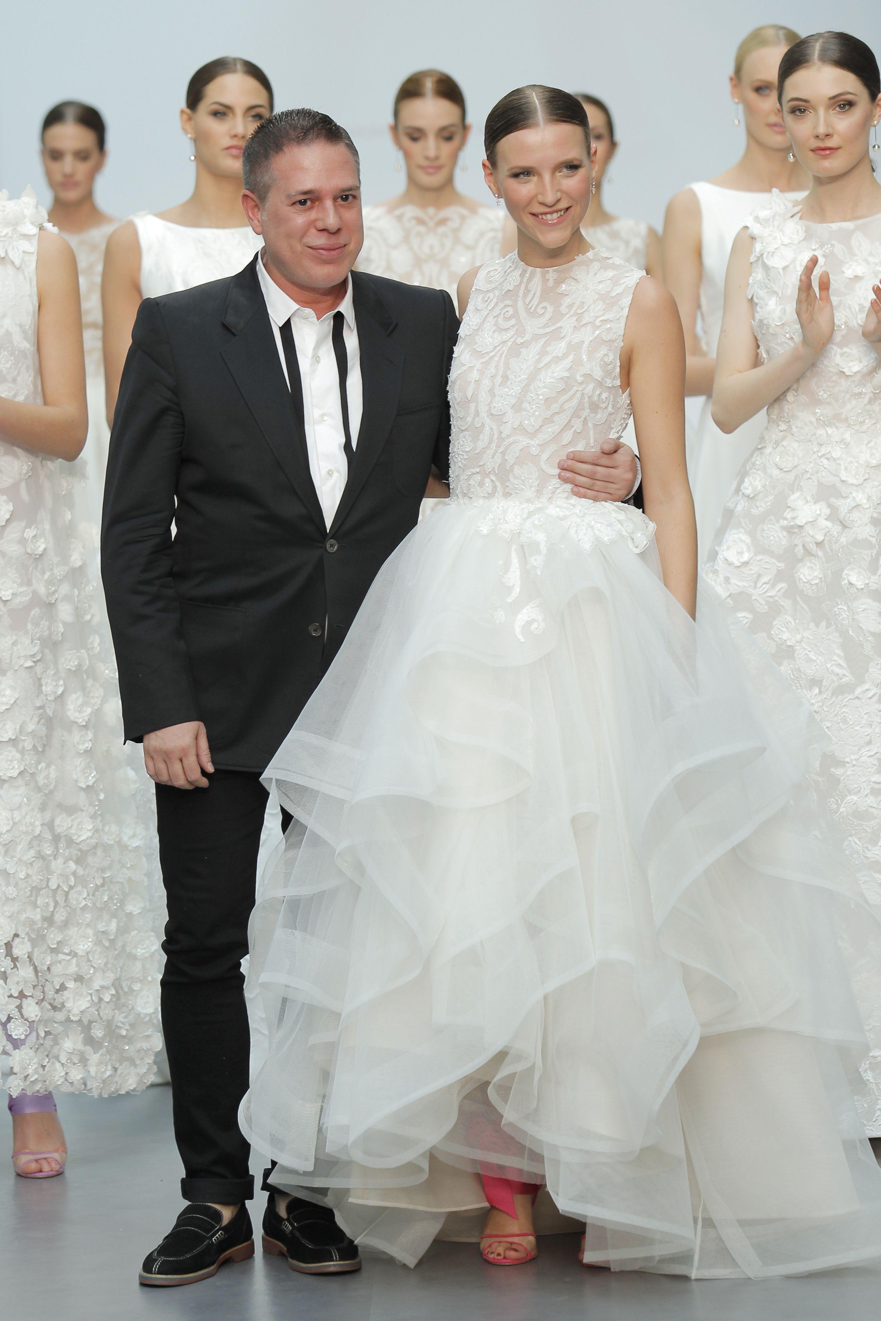 Vestidos novia hannibal laguna