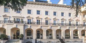 Hanover Terrace - Nash - Regent's Park - exterior - Knight Frank