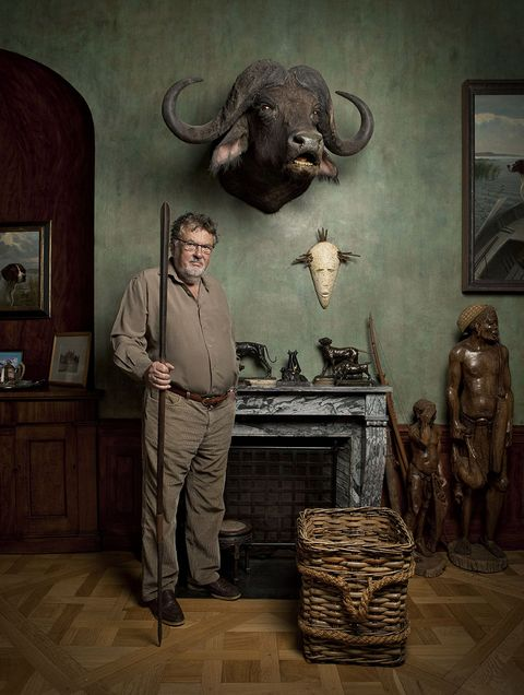 Working animal, Horn, Anthropology, Art,