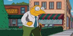 Hans Topo Los Simpson