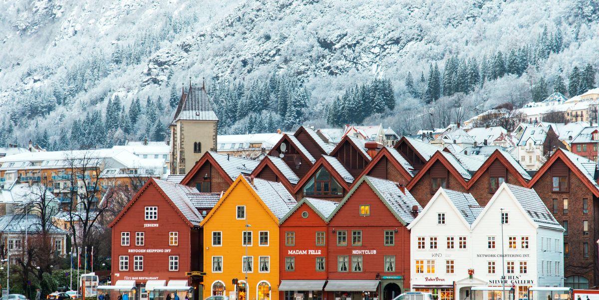 25 Winter Vacations — Best Snow Destination Trips