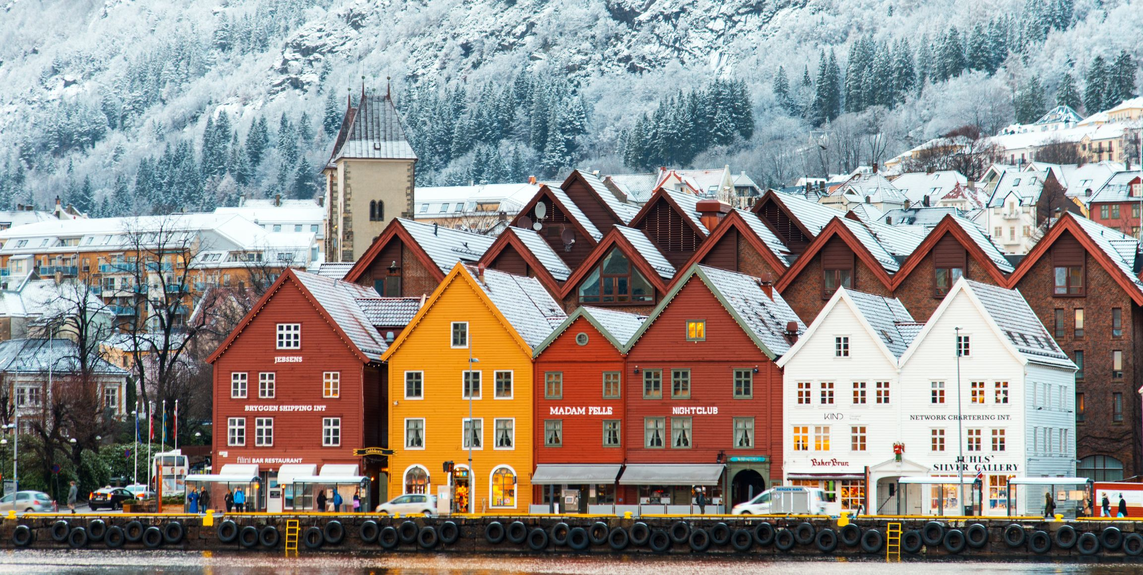 20 Icy Vacation Destinations For People Who Love Winter