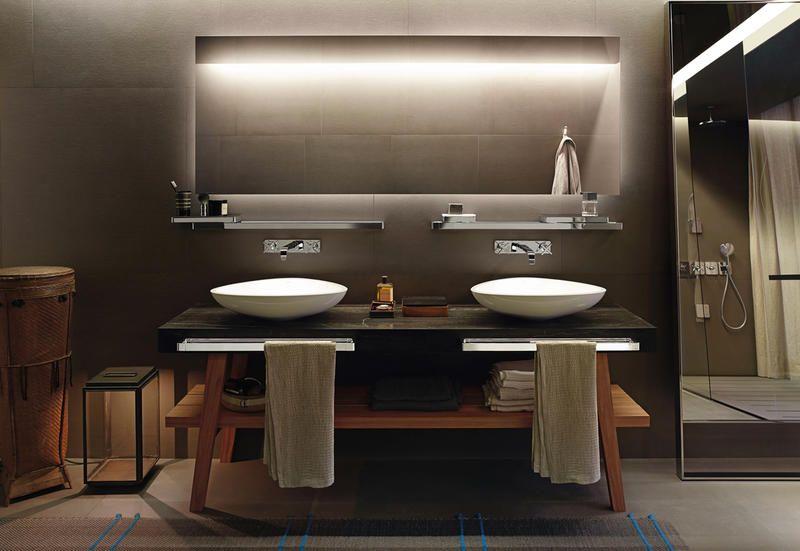 Sala Da Bagno Lusso : Hansgrohe lancia i rubinetti di design per l arredo bagno di lusso