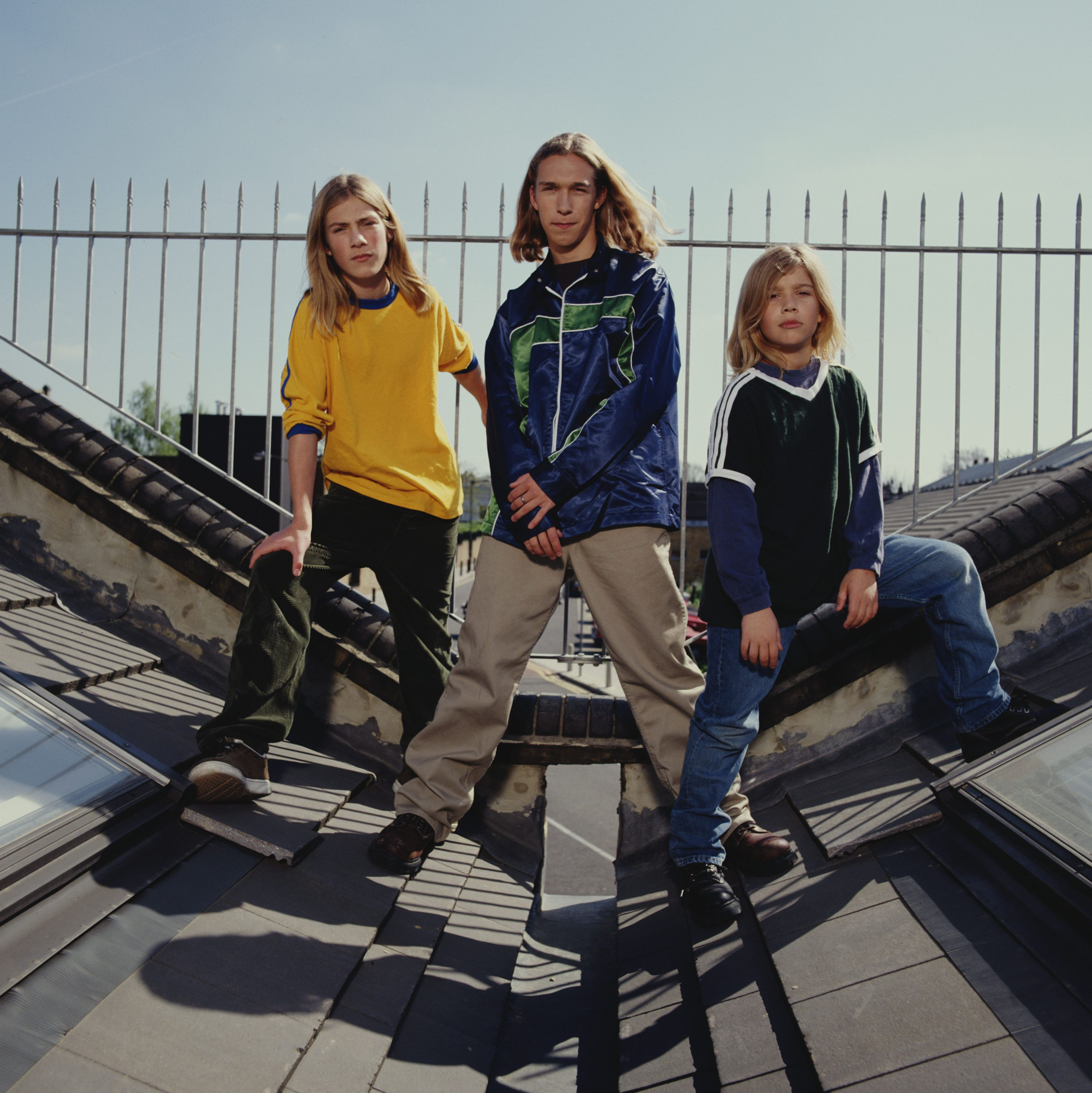 Hanson's 'MMMBop' was nearly a completely different song