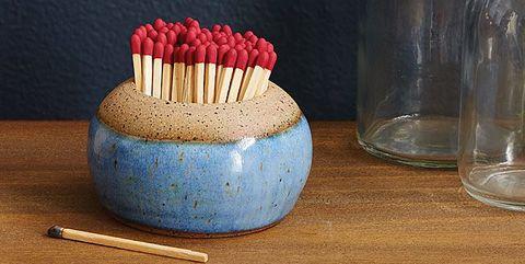 Toothpick, Mason jar, Match, Still life photography,