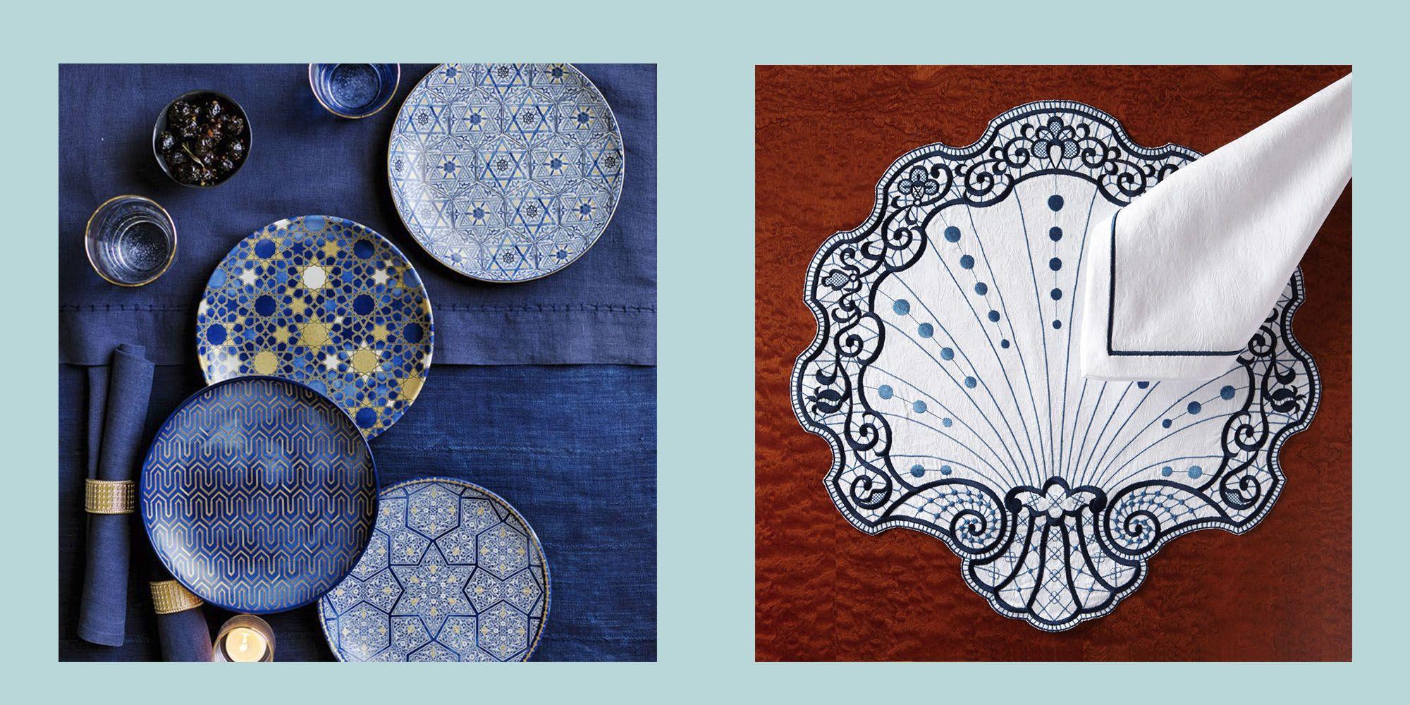 Hanukkah Table Decoration Ideas , How to Decorate for Hanukkah