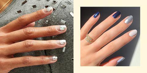 50 best christmas nails and designs of 2020 holiday nail art holiday nail art