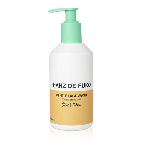hanz de fuko gezichtsreiniger gevoelige huid