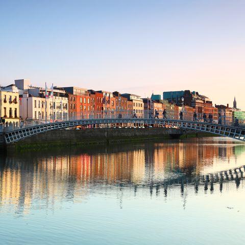 Dublin hen do