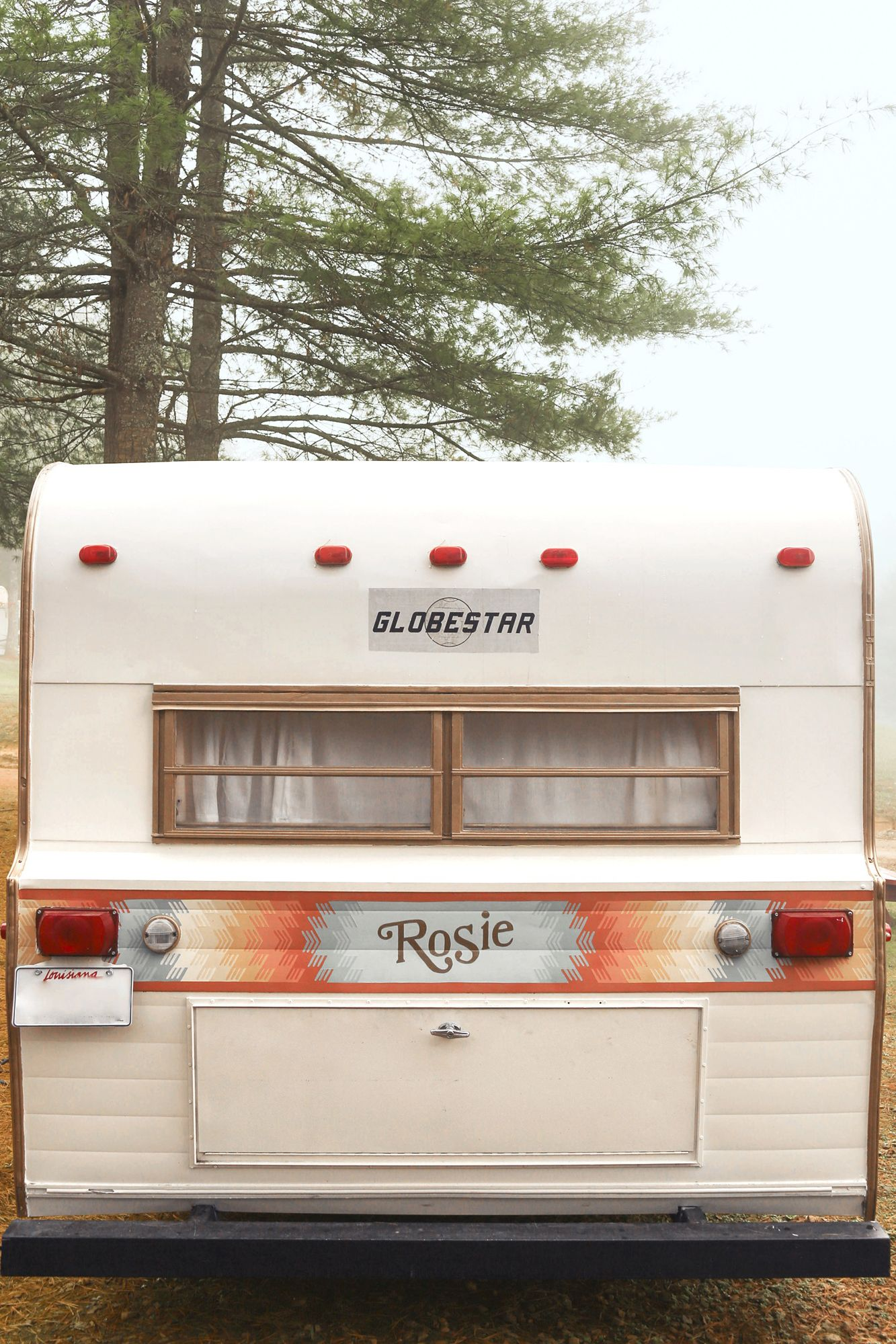 Camper Decorating Ideas Renovated Rv