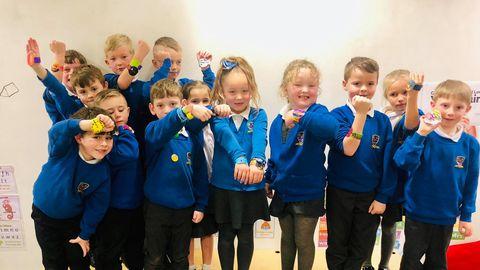 Britain's happiest schoolFlakefleet