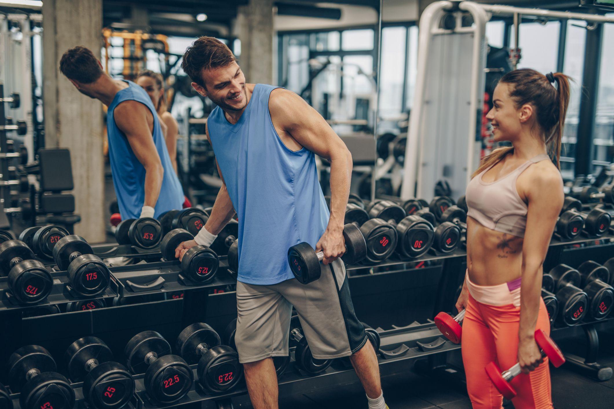Hoe Flirten In De Sportschool : Single chat badoo tunis