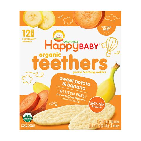 Happy Baby Organic Teethers