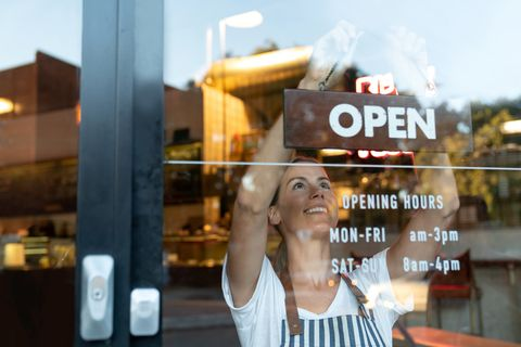 Five money moves to make right now if you are self-employed