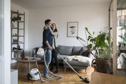男友做家務
