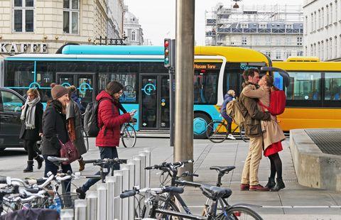 Danimarca, Happy Life, Big Data