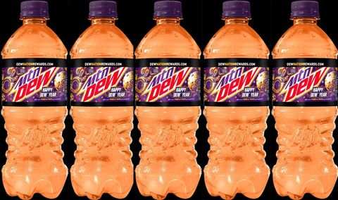 Mountain Dew Is Rumored To Be Releasing A Peach Flavored