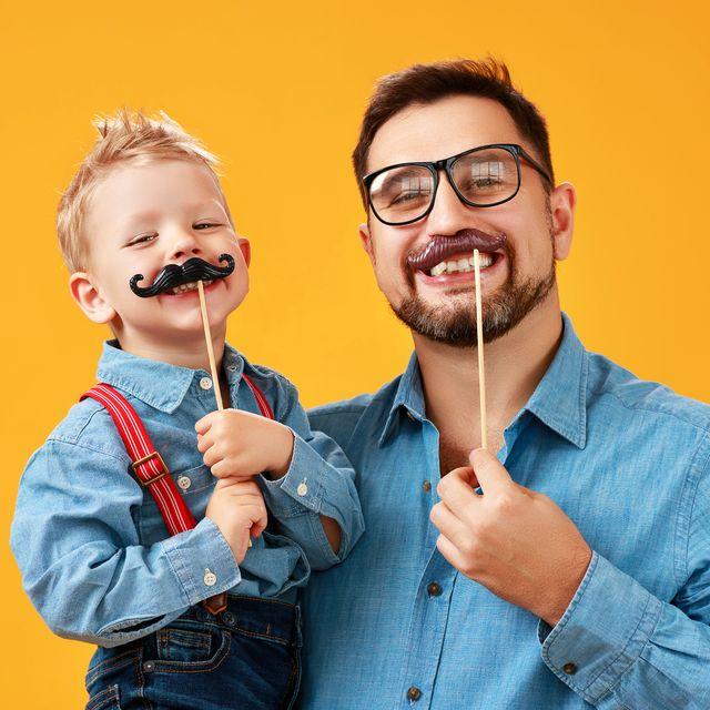 vader en zoon