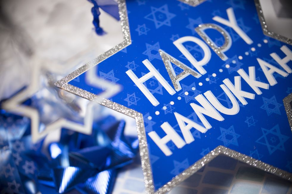 Here's How You Actually Spell Hanukkah