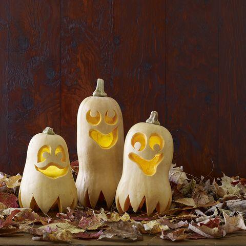 happy haunters pumpkins