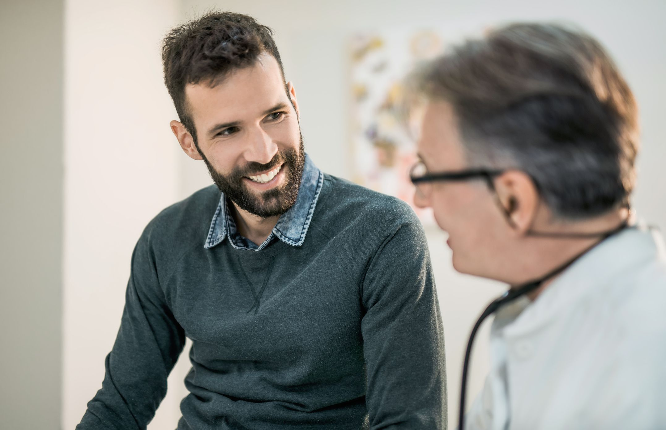 5 Doctor's Appointments Men Should Make Every Year