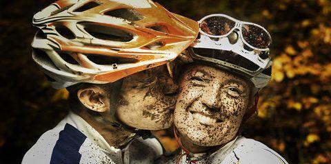 samen, fietsen, snelheidsverschil