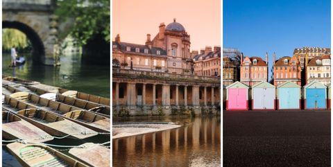 British cities photo