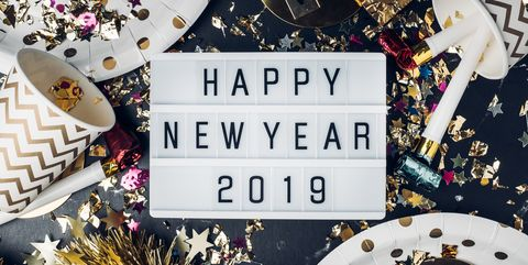 new year 2019, new year's eve party ideas