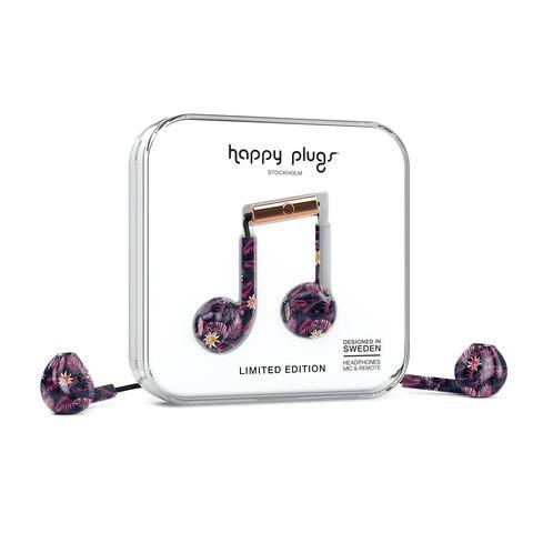 6種超實用手機小物 HAPPY PLUGS印花耳塞式耳機